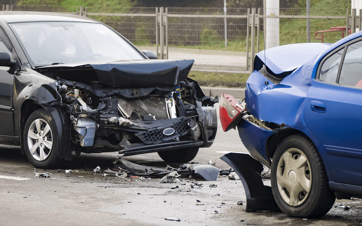 Automobile Accident - Liability Insurance Injuries